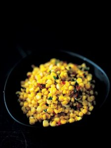Sweetcorn Stirfry