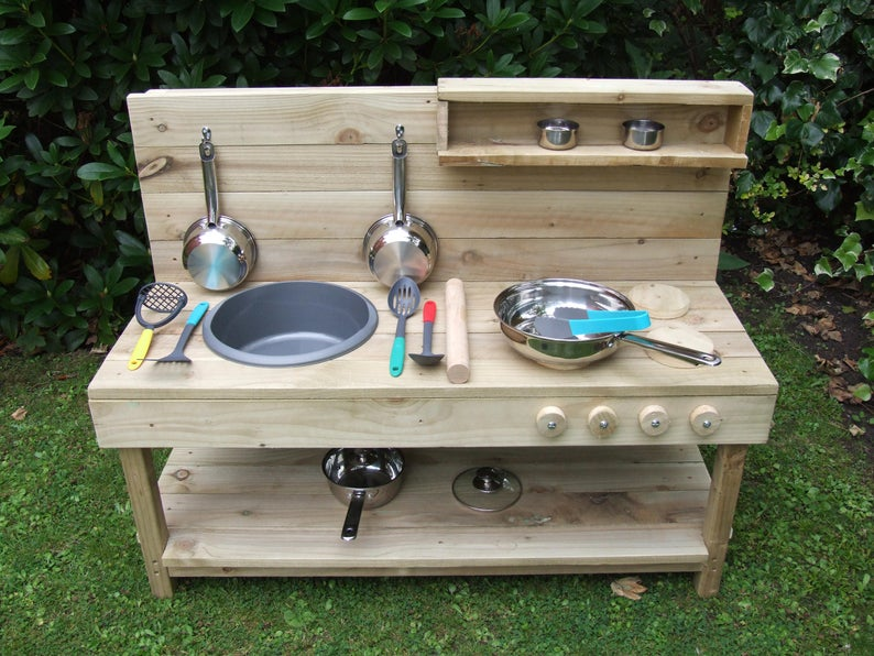 Childrens Mud Kitchen