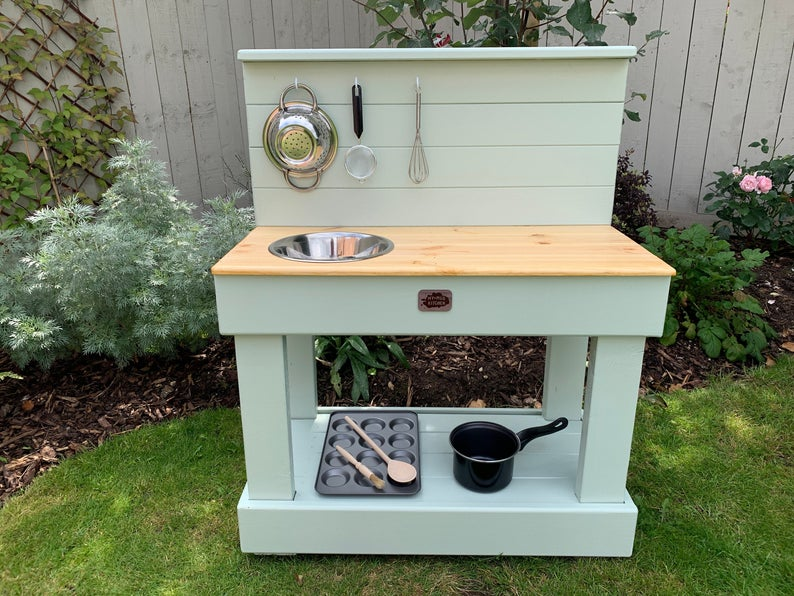 Pre School Mud Kitchen