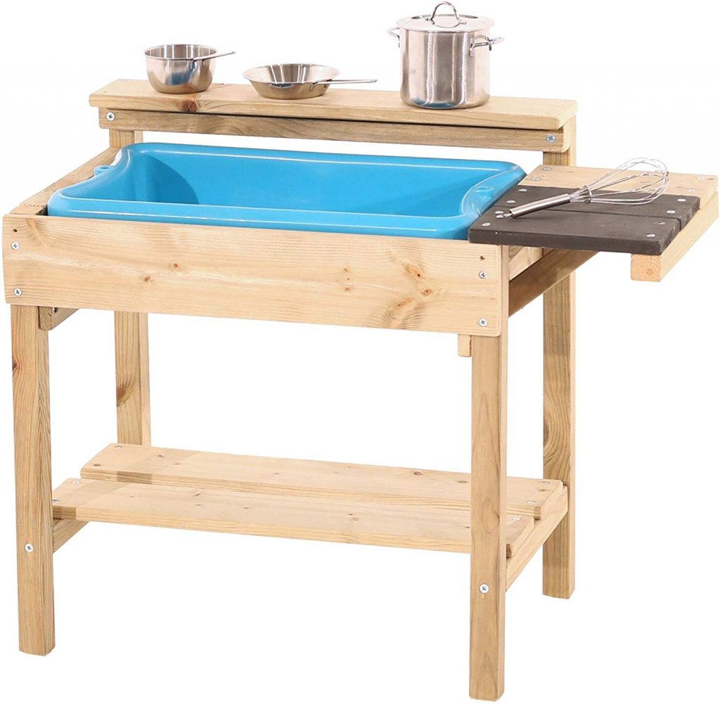 TP Muddy Cook Wooden Mud Kitchen