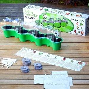 caterpillar grow kit